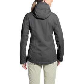 Maier Sports Metor 2L Packaway Jacket Women Black